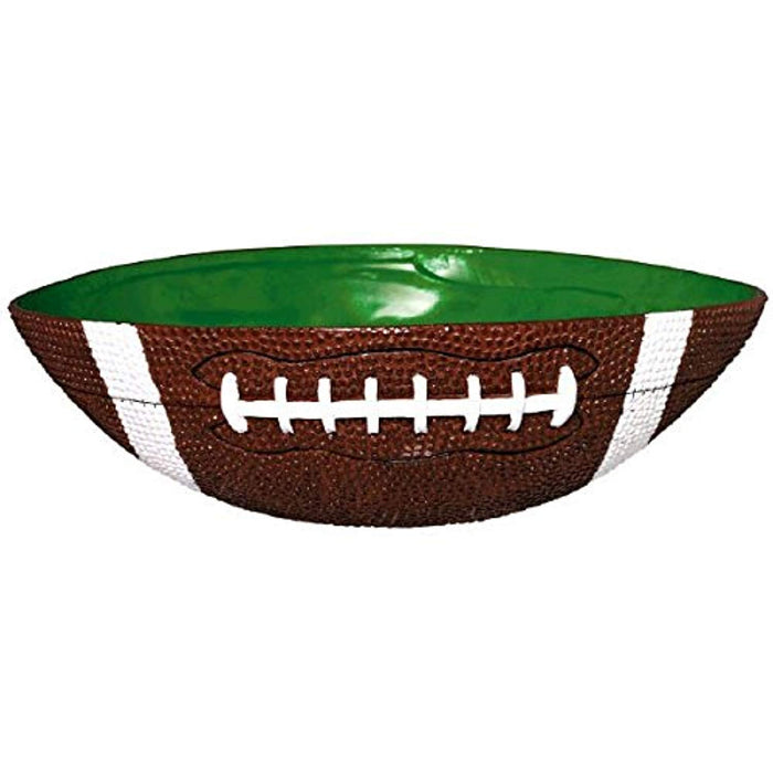 Football Large Party Serving Bowl
