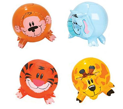 Animal Shaped Pool Balls - Play Kreative TM - PlayKreative.com