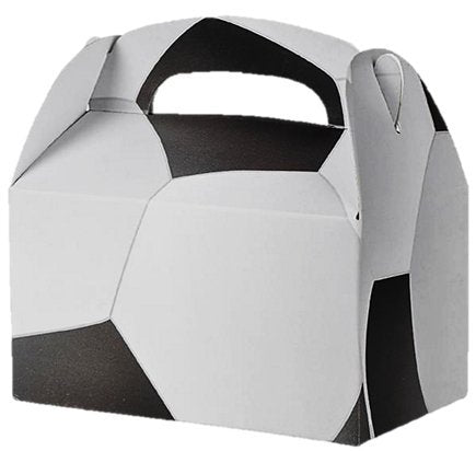 Play Kreative Soccer Gable Treat Box - Pack of 12 - PlayKreative.com