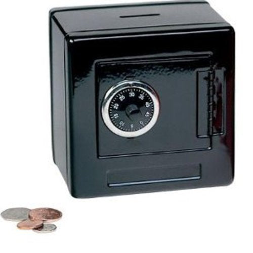 Metal Safe (colors may vary) - PlayKreative.com