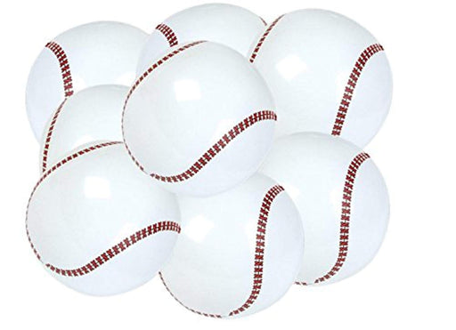 Baseball Beach Balls - Pack of 12