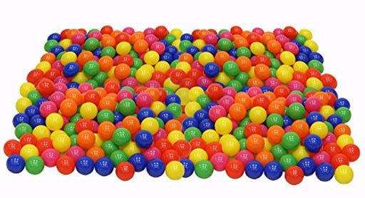 Kids Ball Pit Balls - Pack of 200 Pieces