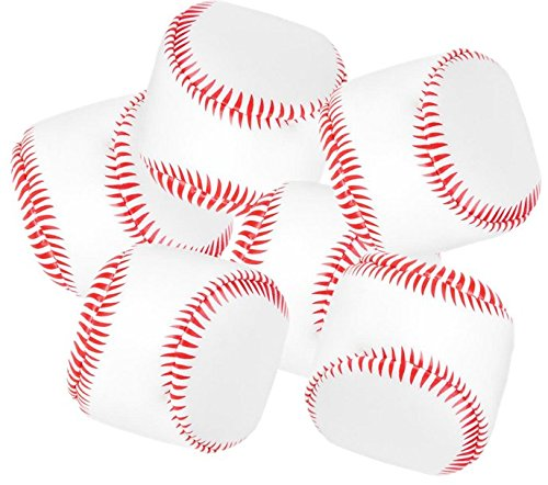 "Reduced Impact Safety Baseballs - Soft Mini Baseball 2"" - Practice Baseball Soft - PlayKreative.com"