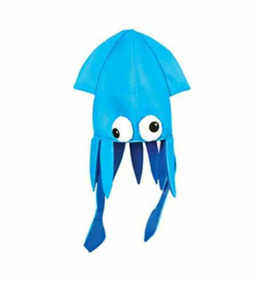 Play Kreaetive Blue Squid Costume Party Hat - PlayKreative.com