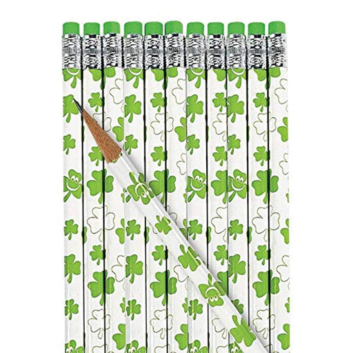 St Patrick's Day Pencils - Pack of 24