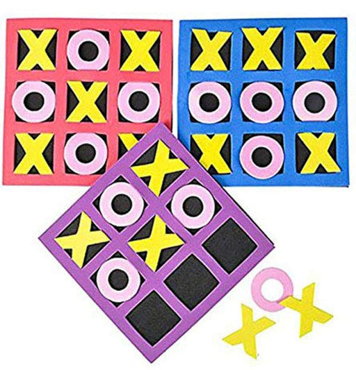 Valentines Day Tic Tac Toe Game - Pack of 24