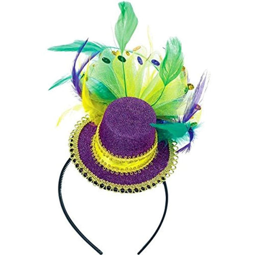Mardi Gras Fashion Headband