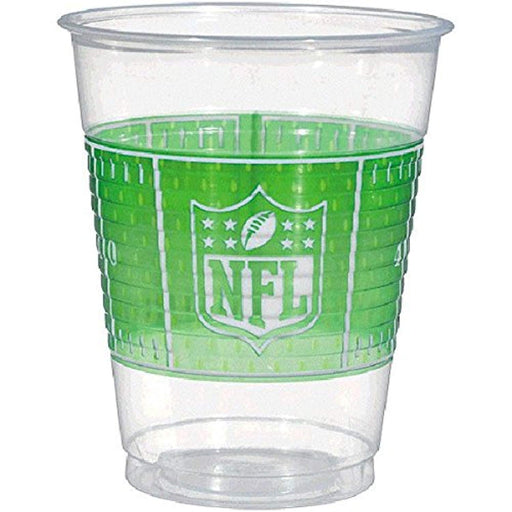 NFL Drive Collection  Plastic Party Cups - Pack of 150