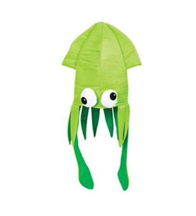 Play Kreative Green Squid Costume Party Hat - PlayKreative.com