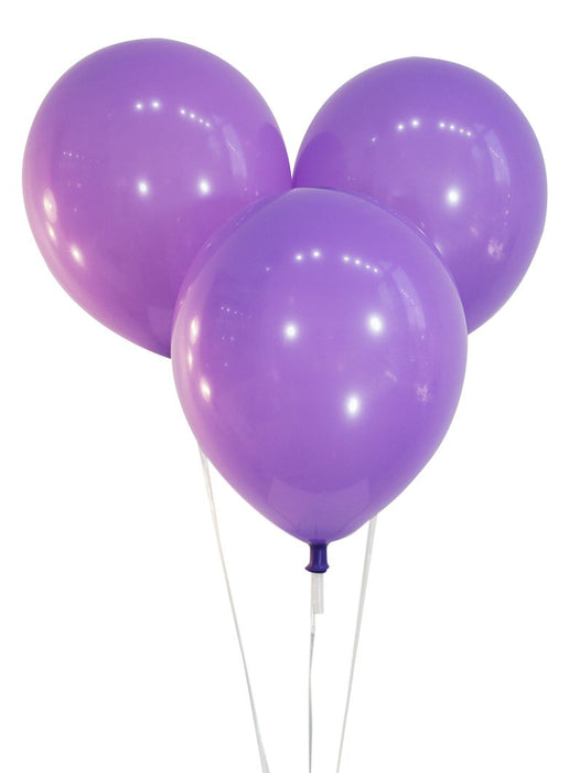"Creative Balloons 12"" Latex Balloons - Pack of 100 Pieces - Decorator Cherry Red - PlayKreative.com"