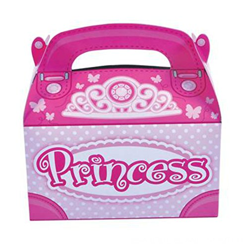 Play Kreative Princess Gable Treat Box - Pack of 12 - PlayKreative.com