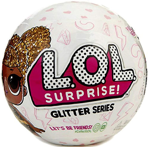 L.O.L. Surprise! Glitter Series Doll Series 1