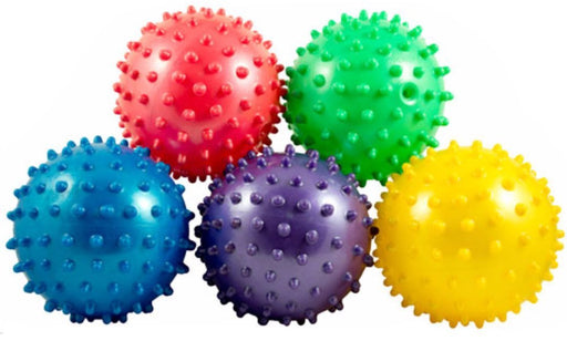 "Knobby Balls - Party Knobby Bounce Balls- 10 Pack 7"" - Play Kreative TM - PlayKreative.com"