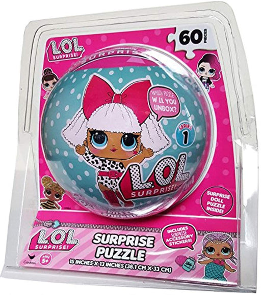 L.O.L. Surprise! Puzzle in a Ball Collectible