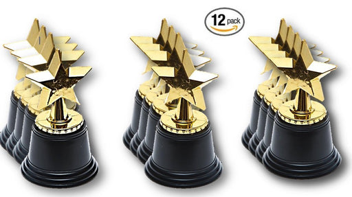 Play Kreative Gold Award STAR Trophy - Gold Winner Rewards Prizes - PlayKreative.com