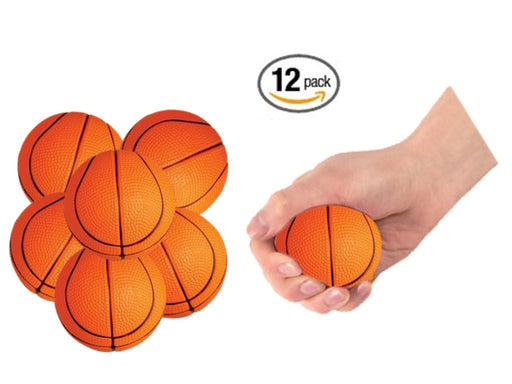 Play Kreative Basketball Stress Balls - PlayKreative.com