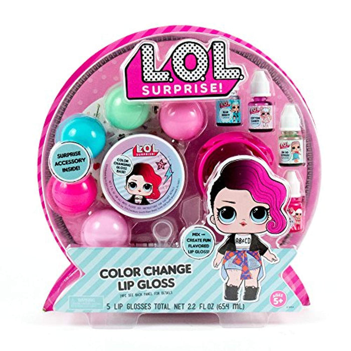 L.O.L. Surprise Color Change Lip Gloss
