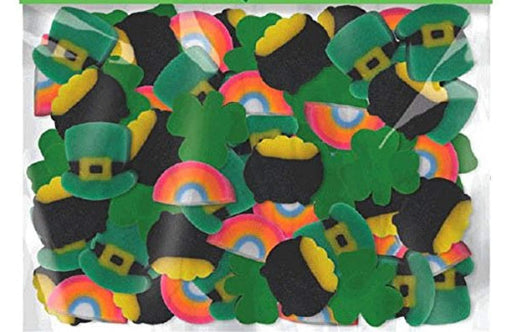 St. Patrick's Day Erasers - Pack of 144