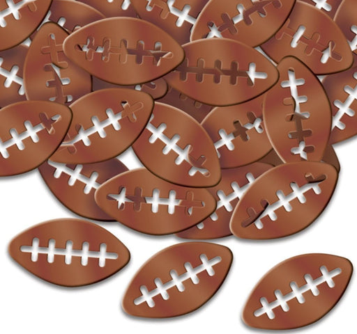 Football Confetti - 3 oz