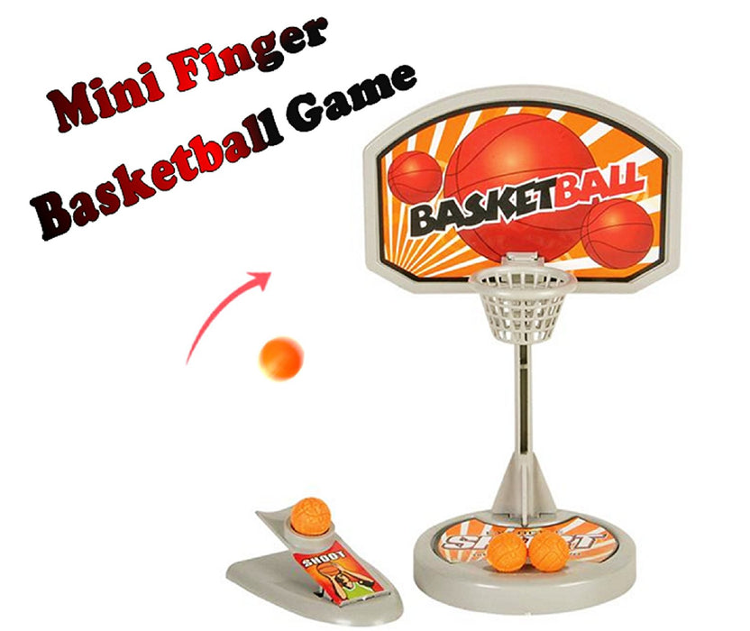 Play Kreative Desktop Mini Finger Basketball Shooting Game - Flick Desktop Baske - PlayKreative.com