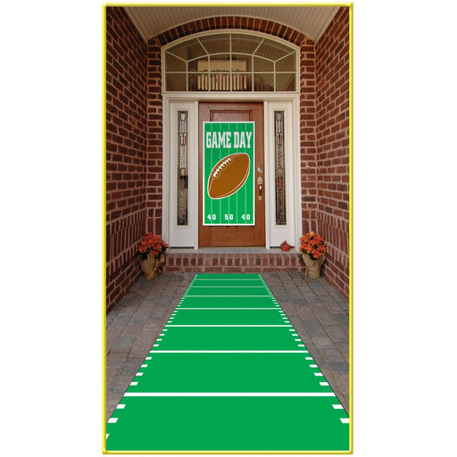 Football Field Floor Runner - Pack of 6