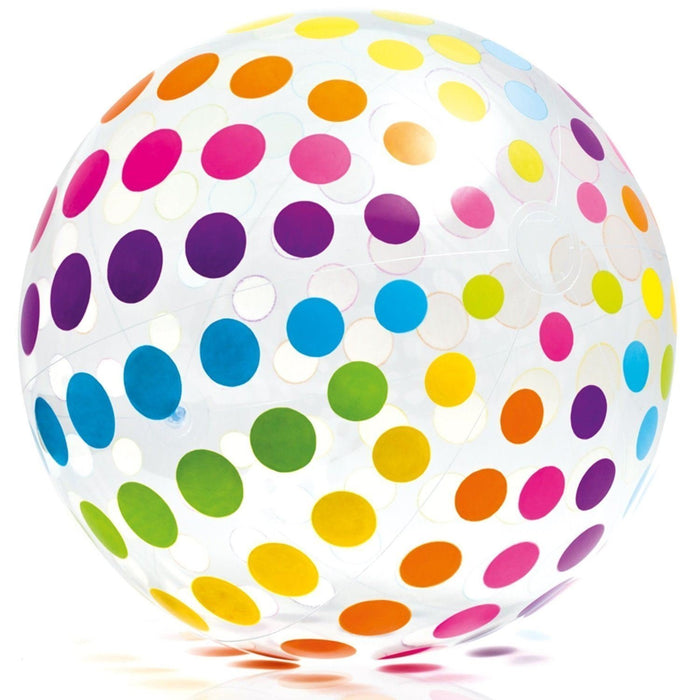 Intex Jumbo Beach Ball - - PlayKreative.com