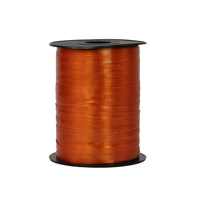 Curling Ribbon 3/16-Inch Wide by 500-Yard - Play Kreative TM (Orange) - PlayKreative.com