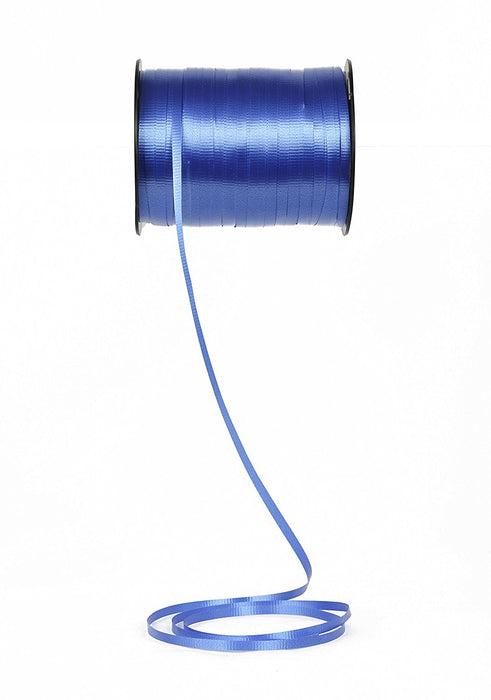 Curling Ribbon 3/16-Inch Wide by 500-Yard - Play Kreative TM (Blue) - PlayKreative.com