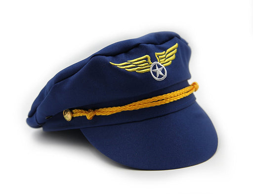 Captain Pilot Hat - Play Kreative - PlayKreative.com