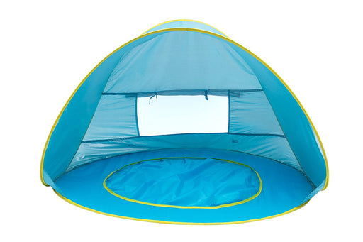 Play Kreative BABY BEACH POP UP TENT with Kiddie pool and carry Case - PlayKreative.com
