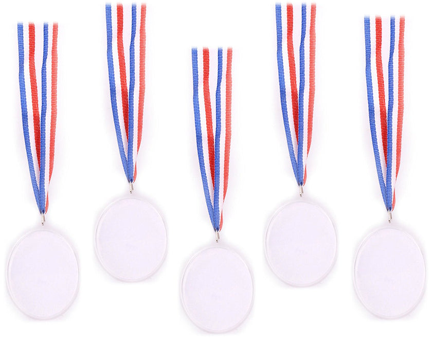 Play Kreative Design Your Own Award Medals - Pack of 24 Kids Winner Awards Medal - PlayKreative.com
