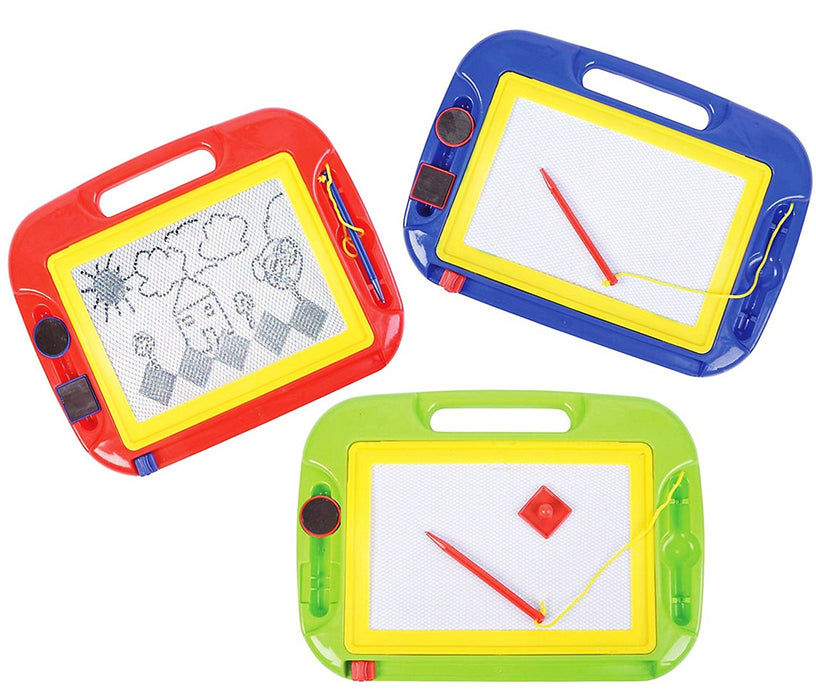 Play Kreative Magnetic Drawing Board Tablet - Kids Magna Doodle Erasable Writing - PlayKreative.com
