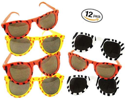 Play Kreative Kid's Animal Print Sunglasses - PlayKreative.com