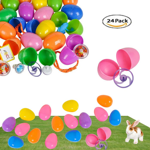 Play Kreative Toy Filled Easter Eggs (Assorted Prizes) - PlayKreative.com