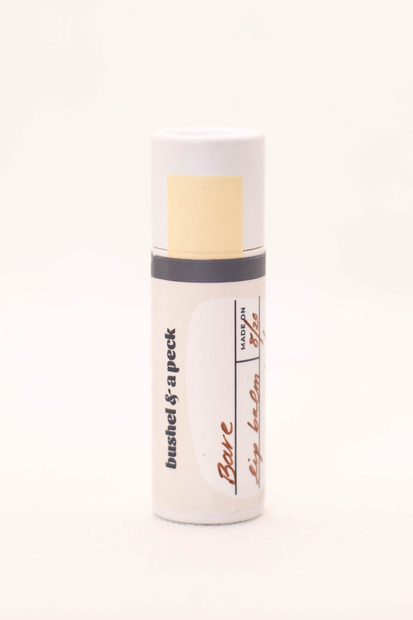 Bare Lip Balm: Unscented