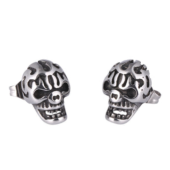 Skeleton Earring Stud for Women