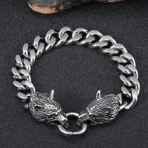 Stainless Steel Hiphop Rock Jewelry