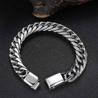 Trendy Male Biker Jewelry