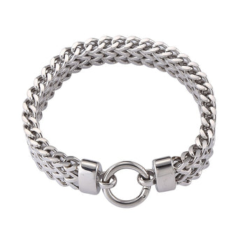 Punk Rock Style Men Hand Bracelet