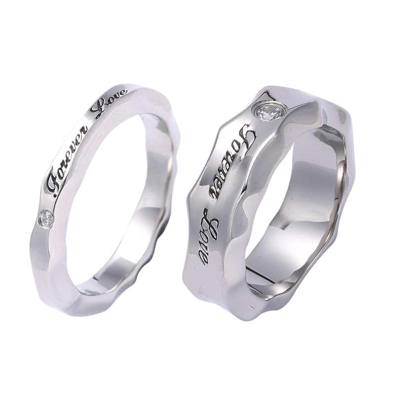 Fashion Couple Rings