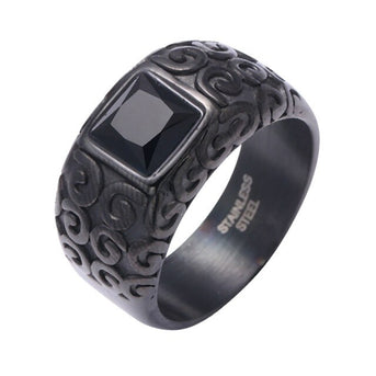 Men Hiphop Ring