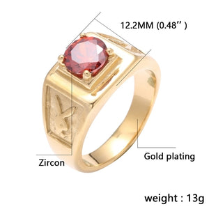 Stainless Steel Jewelry Men's Rings