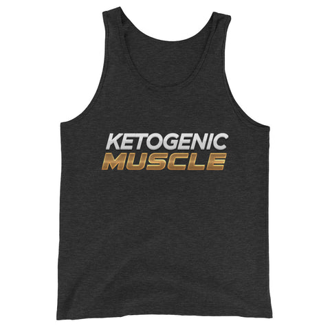 Ketogenic Muscle Unisex Tank Top | Ketogenic Muscle