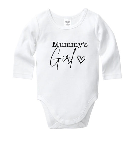 Mummy's Girl Onesie