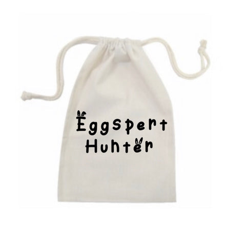 Eggspert Hunter Easter Bag