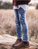 Beau Hudson Distressed Denim Jegs