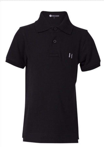 Beau Hudson Black Polo