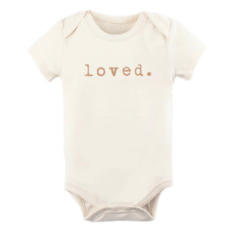 Loved Clay - Organic Onesie