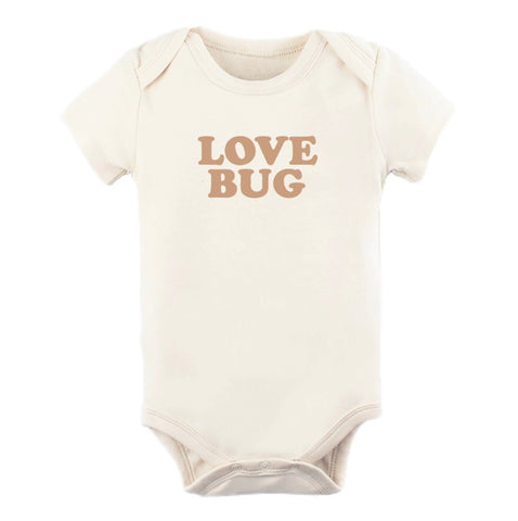 Love Bug Clay - Organic Onesie