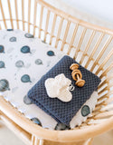 Cloud Chaser Bassinet Sheet | Change Cover